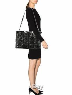 Lady Dior Xlarge Sac Fourre-tout Sac En Peau D'agneau 100% Authentique Édition Limitée Rare