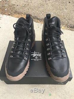 Limited Edition Alyx Studio X Stussy Roa Chaussures De Randonnée