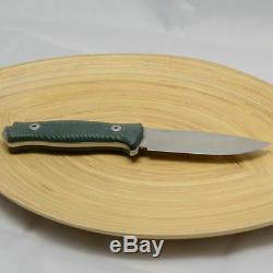 Lionsteel M5 Vert G10 Ac2 Édition Lame Fixe Couteau Cod M5 G10 Gr