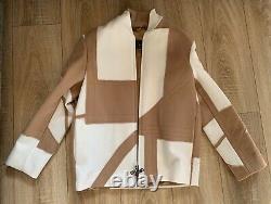Liu Wei Pour Max Mara Limited Edition Veste En Laine It38 Us4 Eu34 Nouveau