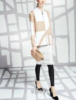 Liu Wei Pour Max Mara Limited Edition Veste En Laine It40 Us6 Eu36 Nouveau