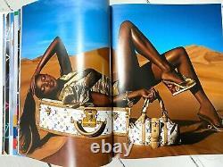 Louis Vuitton Art Of Fashion Book (2020) Takashi Murakami Edition Nouveau! Rare