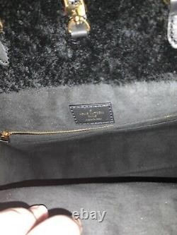 Louis Vuitton Monogram Géant Sur Le Go Teddy Limited Edition Made In Italy