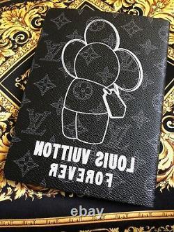 Louis Vuitton Vivienne Notebook Rare Édition Limitée Pop Up Collectionnable