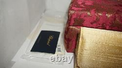 Lunettes De Soleil Chopard Palladium Black Limited Edition Crystal Shield Sch A65s 0579