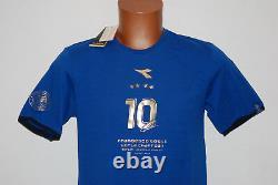 Maglia Totti Édition Limitée Italia 2006 World Champion New S Vintage World Cup
