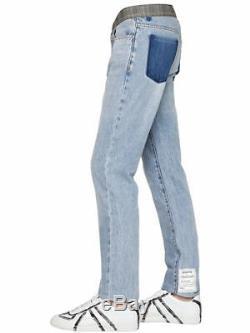 Maison Margiela Baudrier Insérer Réédition Jeans Pour Homme