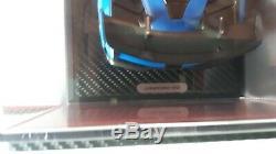 Mclaren Senna 118 Échelle Bbr Limited Edition 1 De 20 Unités