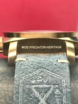 Memphis Belle Predator Heritage Bronze Météorite Flottiglia Mas Limited Edition