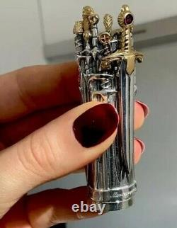 Montagrappa Game Of Thrones Iron Throne Stylo Rollerball En Édition Limitée