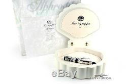 Montegrappa Aphrodite Limited Edition Silver Fountain Pen - # 469/1912