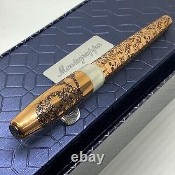 Montegrappa Merry Skull Us Édition Spéciale Rollerball
