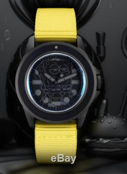 Montre Bob L'éponge Unimatic U1-ss Limited Edition XX / 50 Made In Italy