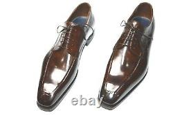New Santoni Dress Limited Edition Chaussures Taille Eu 43 Uk 9 Us 10 (led10)