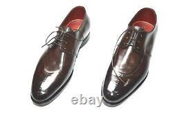 New Santoni Dress Limited Edition Shoes Size Eu 40 Uk 6 Us 7 (led18)