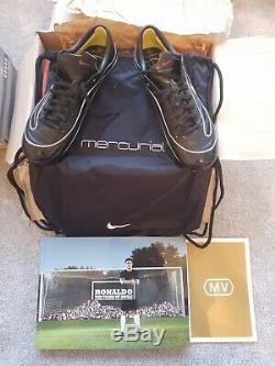 Nike Mercurial Vapor III Fg MV R9 10 Ans Anniversary Edition Royaume-uni Taille 7