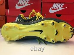 Nike Tiempo Legend 7 Elite Fg Ah7238-008 Made In Italy Rare Limited Edition Hommes