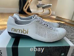 Nimbl Air Limited Edition Chaussures De Cyclisme À La Main En Or