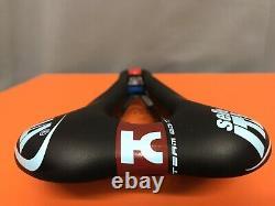 Nouveau Selle Italia Slr Superflow Team Edition Carbon Rail Sattel Saddle Pro Team