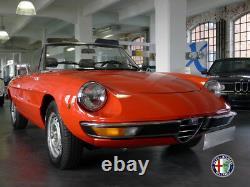 Ölwannenschutz Spider Alfa Romeo 105 115 62-93 Gt Gta Giulia Schutz Ölwanne Neu