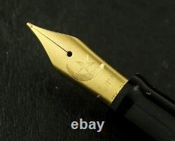 Omas Emozioni DI Carnevale Limited Edition Fountain Pen Fine 18k Nib Or