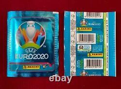 Panini Euro 2020 Pas D'aperçu 30 Boîtes Verticales De Paquets D'édition Du Mexique