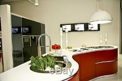 Pedini Dune Kitchen Island Personnalisée Lamborghini Édition