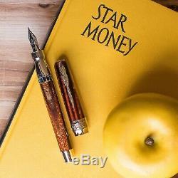 Pineider La Grande Bellezza Arco Oak Edition Limitée Fountain Pen