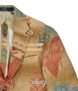 Polo Ralph Lauren Limited Edition Colorado Collection Veste Sportcoat 42l Nouveau