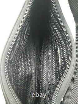 Prada Re-edition 2000 Nylon Mini Bag Noir
