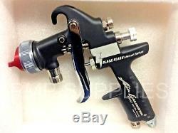 Pression Iwata Limited Edition Black Az1 Concept D'aspiration Pistolet 1.0mm Rare