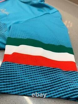Rapha Limited Edition Jersey Italie Taille Grande Ltd Edition Marque Neuf Avec L'étiquette