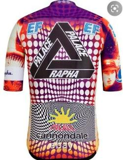 Rapha + Palace Ef Pro Aero Team Jersey Mens Taille S Giro D'italia Limited Edition
