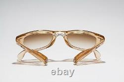 Rare Ray-ban Wayfarer Folding Champagne Limited Edition Luxottica Italie 50 MM