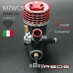 Reds Racing M7 Coupe Du Monde Diamond Version 1.1 1/8 Moteur Sur Route (enps0006)