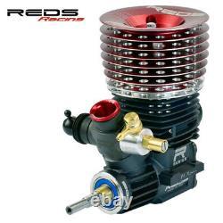 Reds Racing R5 Team Edition V4.0 Hcx Carb 5 Port Nitro Moteur De Compétition