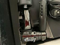 Scubapro Mk25/s600 Régulateur Black Tech Edition