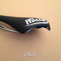 Selle Italia Flite Flow Team Black Edition Blanc Ti 316 Nouveau Rail De Selle