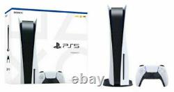Sony Ps5 Blu-ray Edition Console Bianco