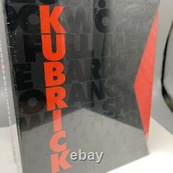 Stanley Kubrick 4k Limited Edition Collection Bluray Box 7 Films 11 Disques Italie