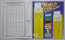 Stickers Completo World Cup Story Panini Version 262