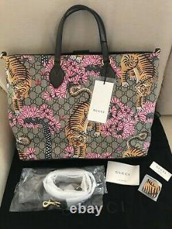 T.n.-o. A Uth Gucci Gg Bengal Tiger Tote Limited Edition Sac À Main Suprême