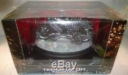 Terminator Salvation (2009, Italie) Limited Edition Motorcycle Display Statue Nouveau