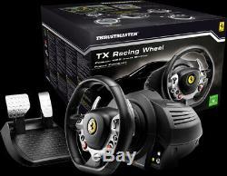 Thrustmaster Tx Racing Wheel Ferrari 458 Italia Édition (4469016)
