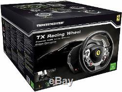 Thrustmaster Tx Racing Wheel Ferrari 458 Italia Édition Xbox One Force Feedback