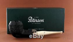 Tuyau Peterson De Dublin Solstice 150 Sablée Bulldog Limited Edition 2018