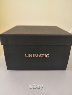 Unimatic U1-ss Spongebob Squarepants Montre Limited Edition 30/50 Épuisé
