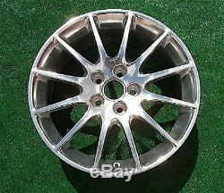 Usine Cadillac Cts Sport Edition 18 Pouces Roue 4597 Gm Oem Marque New 2006 2007