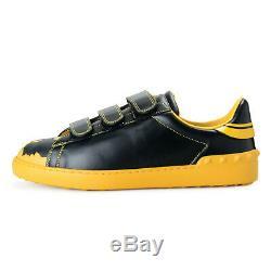 Valentino Garavani Limited Edition Hommes Super H Batman Chaussures Sneakers