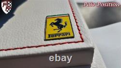 Vente! Nu 449 $! Rare 118 Bbr Ferrari Laferrari Aperta Limited Modèle En Édition Limitée